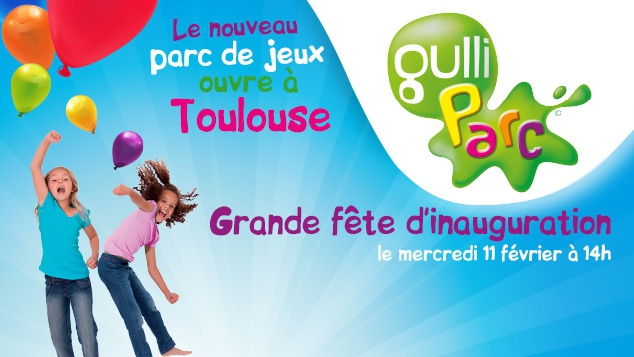 Gulli Parc- Toulouse