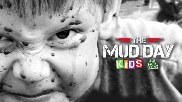 Le Mud Day Kids
