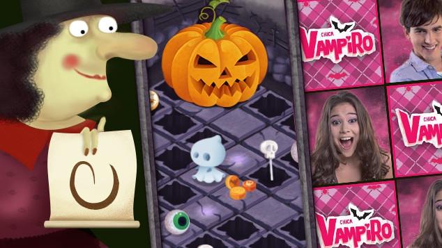 les jeux d'halloween