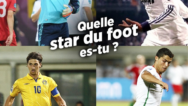 test : quelle star du foot es-tu ?