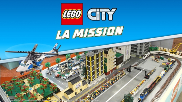 Lego City - la Mission