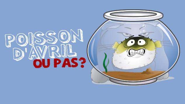 Quiz poisson d'avril