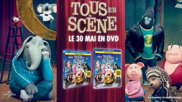 ILS FONT LE SHOW EN DVD !