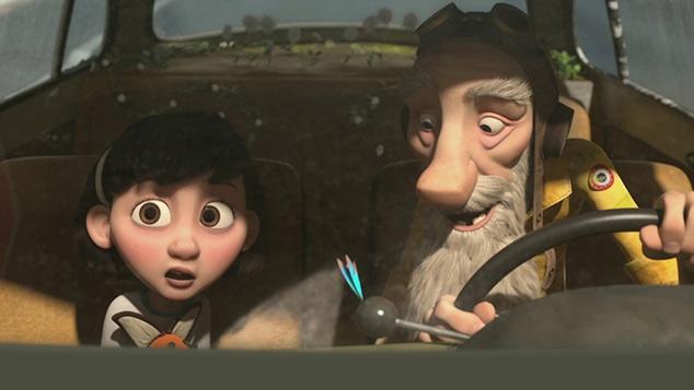 Le Petit Prince - Extraits du film
