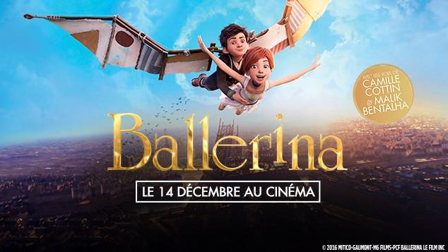 Ballerina - le film
