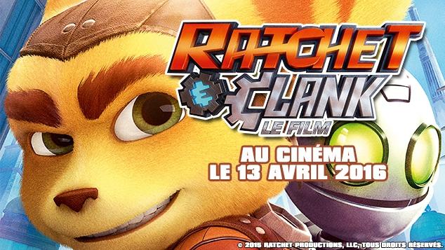 Ratchet et Clank : le film