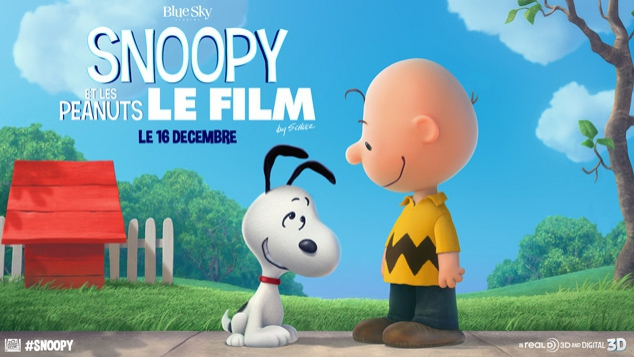 Snoopy et les Peanuts au cinéma