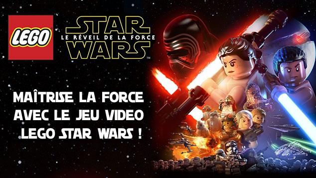 Le jeu vidéo Star Wars : Le Réveil de la Force™