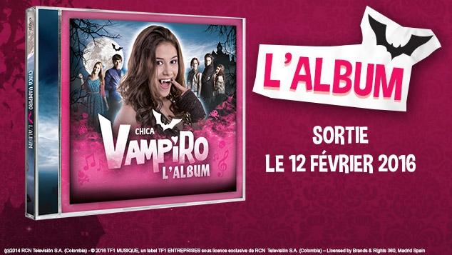 CD Chica vampiro