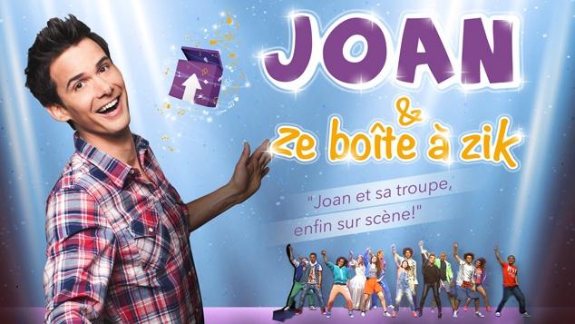 Joan & ze boîte à zik