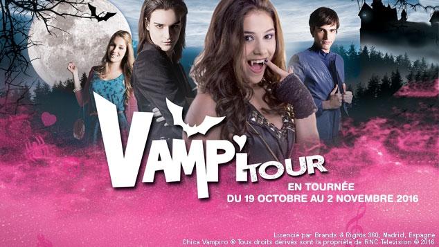 vampi tour