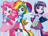 Jeu Equestria Girls