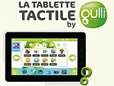 La tablette tactile by Gulli