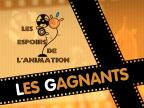 Les Espoirs de l'Animation, les gagnants