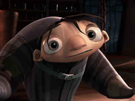 Igor, le nouveau film d'animation