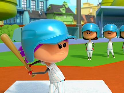 Bande de Sportifs ! - Baseball