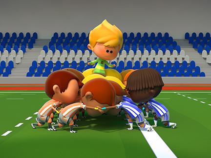 Bande de Sportifs ! - Rugby