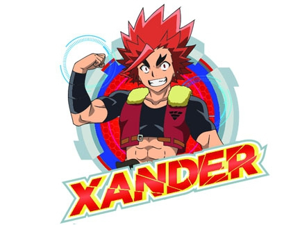 Le badge Alexander Shakadera
