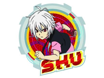Le badge Shu Kurenai