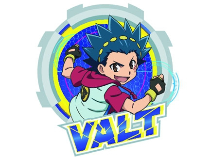 Valt Aoi : le badge