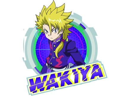 Le badge Wakiya Murasaki
