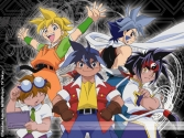 Beyblade Force V