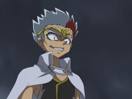Ryuga, le méchant