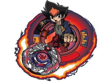 A l 39 attaque zyro images beyblade dessins anim s - Beyblade shogun steel toupie ...