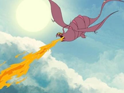 Horreur Rose, Chasseurs de Dragon