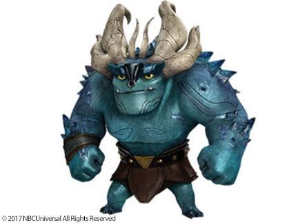 Draal Personnages Personnages Chasseurs De Trolls