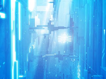 Code Lyoko, Mer numérique