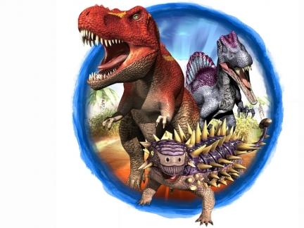 Fond d'écran Dinosaur King