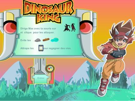 La DinoCourse