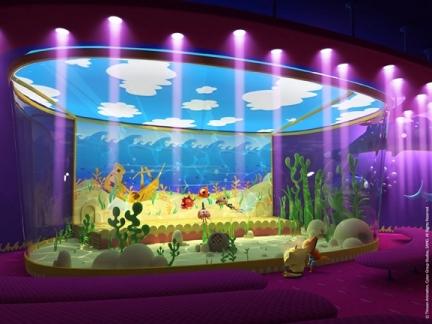 l'aquarium de Fish