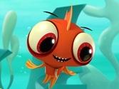 Fish n chips dessin animé voix