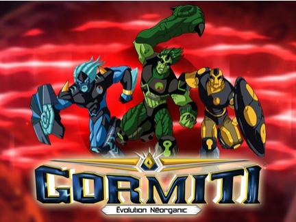 affiche Gormiti