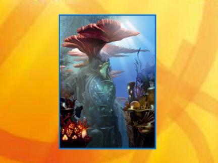 la nation de l'océan - Gormiti