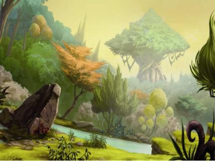 la nation de la Forêt - Gormiti