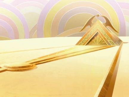 le temple de Luminos le Suprême  - Gormiti