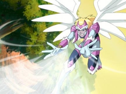 Le Seigneur de l'Air - Gormiti