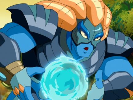 Le Seigneur de l'eau- Gormiti