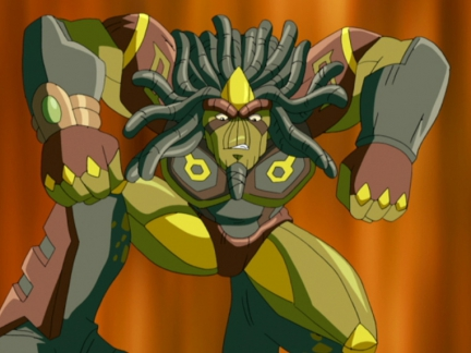 Le Seigneur de la Terre - Gormiti