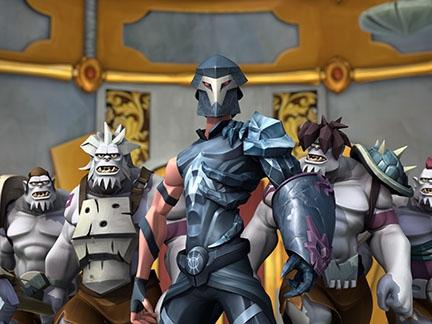 Thanos et son équipe