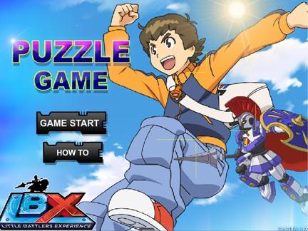 Puzzle LBX