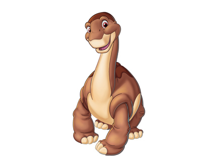 Petit pied les personnages images le petit dinosaure dessins anim s la t l - Petit pieds dinosaure ...