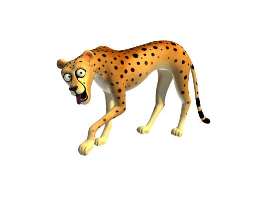 Le gu pard personnages images l on t erreur de la savane dessins anim s la t l - Felin de la savane ...