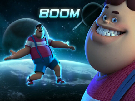Boom humain personnages images linus et boom - Boom dessin anime ...