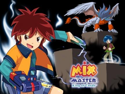 Fond d'écran Mix Master (2)