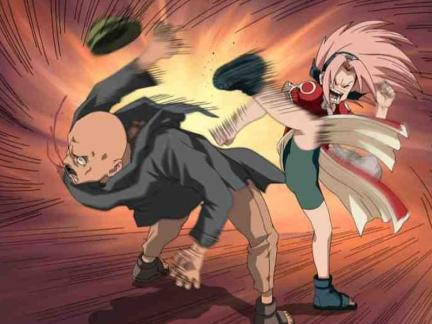 Naruto sakura haruno super deepthroat - 2 2