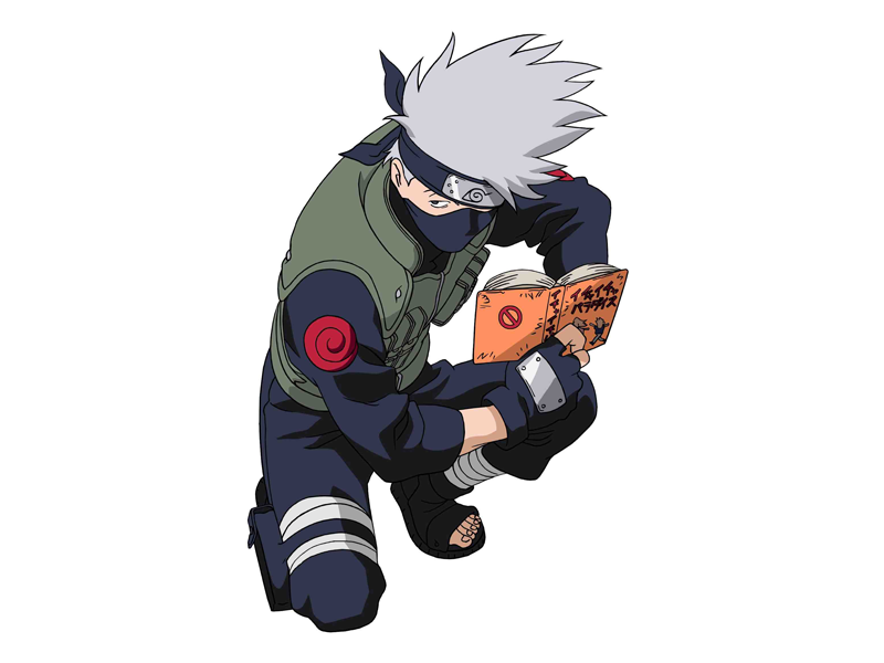 Kakashi personnages naruto dessins anim s la t l - Dessin de naruto a colorier ...